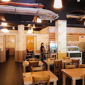 Eee mo korean bbq restaurant bbq yellowsing korean for Aik sing interior decoration contractor