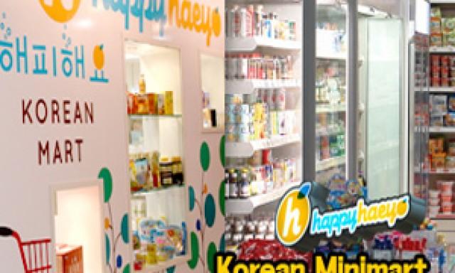 Happy Haeyo Korean Mini Mart 해피해요