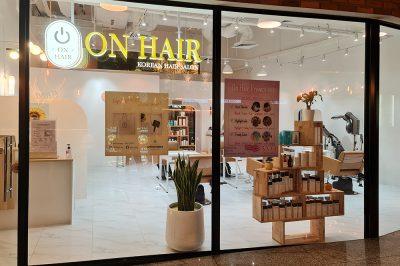 On Hair Korean hair salon 온헤어 (탄종파가)