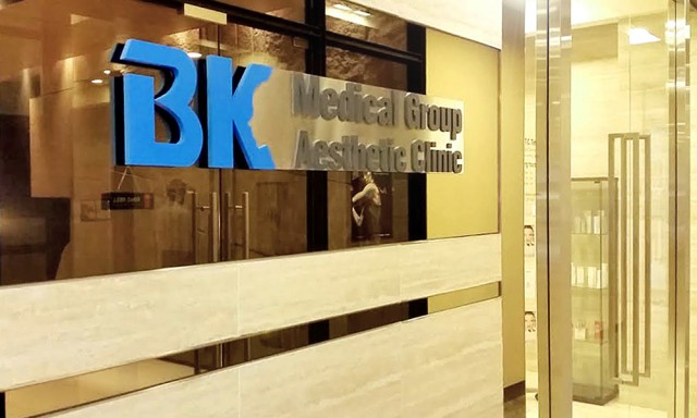 BK Medical Group Aesthetic Clinic Singapore BK 성형외과 싱가포르