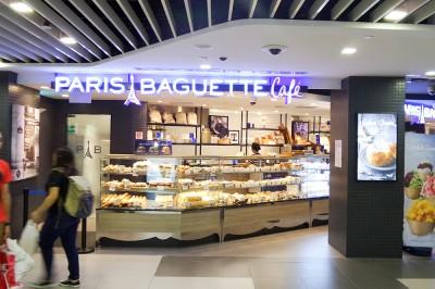 Paris Baguette Cafe (Bugis Junction) 파리바게뜨 (부기스 정션)