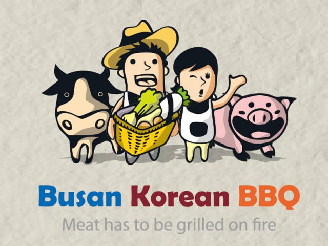 [Menu] Busan Korean BBQ 부산 BBQ 메뉴