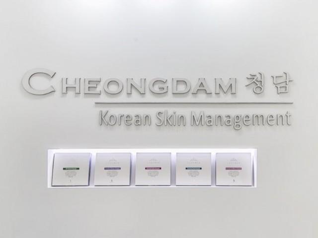 CHEONGDAM Korean Skin Management