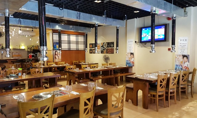 Chowon Garden Korean Restaurant 초원가든