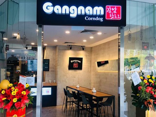 Gangnam Corndog 강남핫도그