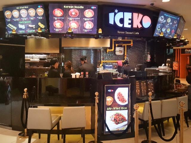 ICEKO Korean Food & Cafe 아이스코