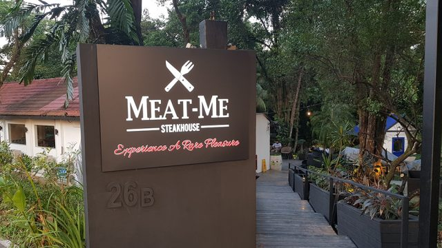 Meat-Me Steakhouse 밋미 스테이크하우스 (구 Tapas26)
