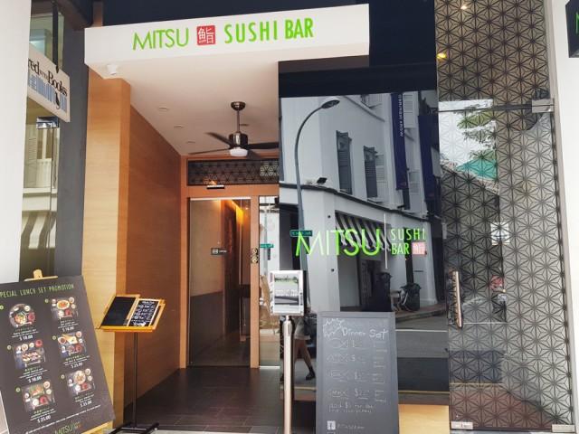 Mitsu Sushi Bar 미쯔 스시 바