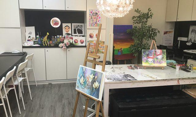 Art safari 아트사파리 미술학원