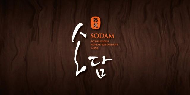 [Menu] Sodam Korean Restaurant & Bar 소담 메뉴