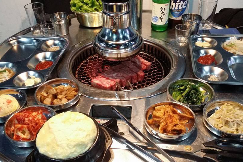 Charcoal Bbq Korean Restaurant Pasir Panjang